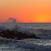Saturday October 15 2011 sunrise Jersey Shore